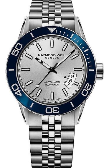 Reloj Raymond Weil Freelancer Original Rw2760st465001
