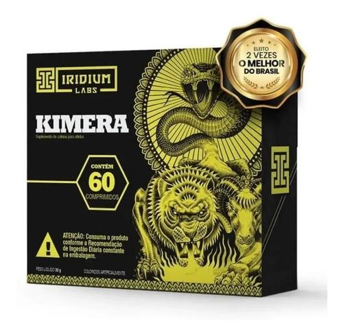 Kimera Thermo - 60 Comps - Termogênico Iridium Labs
