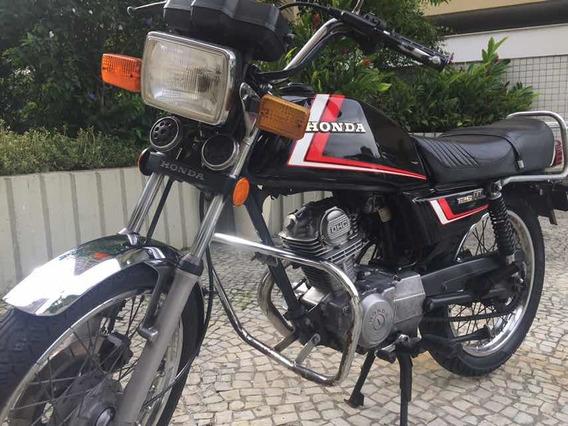 Moto Honda Ml 125 - Clássica - Econômica - Segura - Original