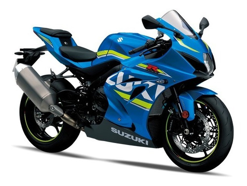 Srad Gsx-r1000a Suzuki Esportiva Abs 20/21 Azul