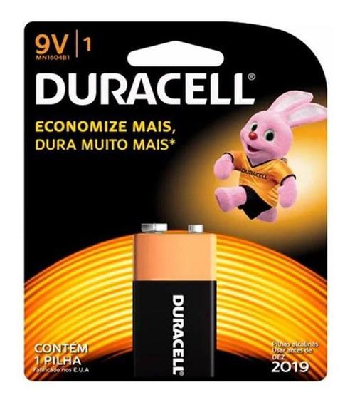 Duracell Duralock Pilha Alcalina 9 V Com 1 Unidade
