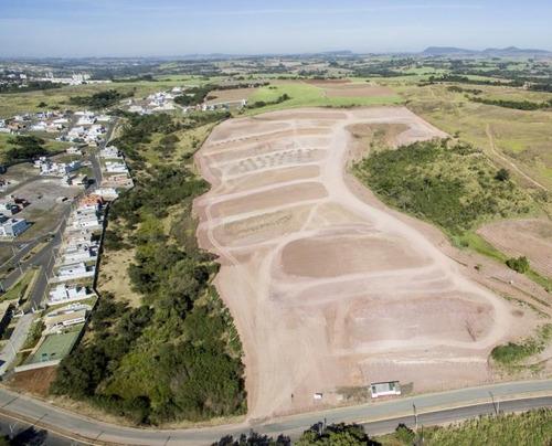 Terreno Em Condomínio Para Venda Em Piracicaba, Bongue - Te243_1-833275