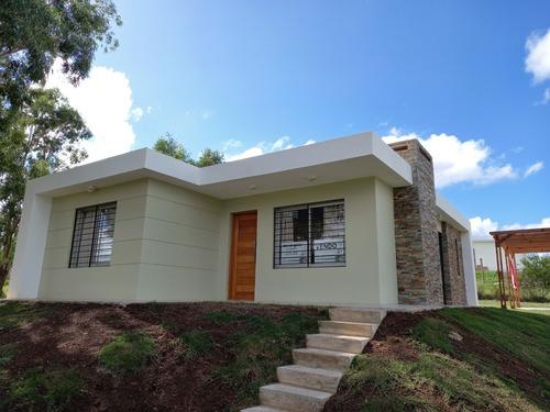 Casa A Estrenar, Dos Dormitorios. Playa Verde