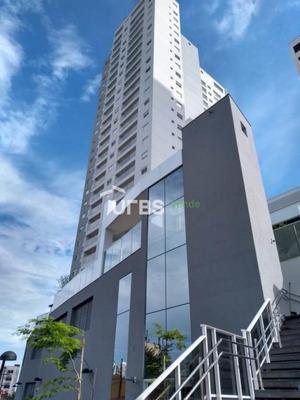 Flat Com 1 Dormitório À Venda, 37 M² Por R$ 260.000 - Jardim Goiás - Goiânia/go - Fl0041