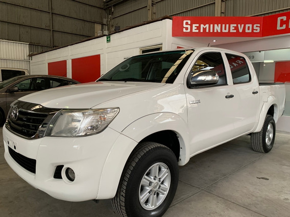 Toyota Hilux 2015 4ptas Std