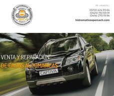 Reparacion De Cajas Automaticas Chevrolet Captiva