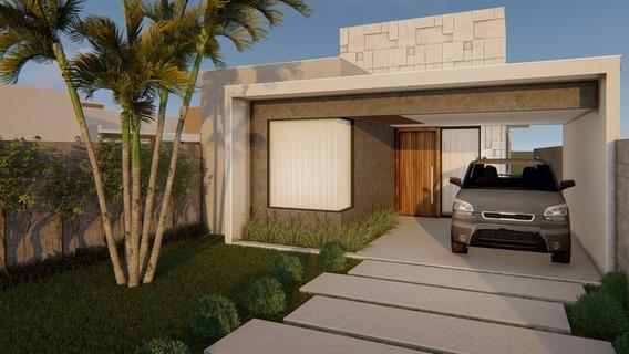 Casa Com 3 Quartos Para Comprar No Shalimar Em Lagoa Santa/mg - Blv5355