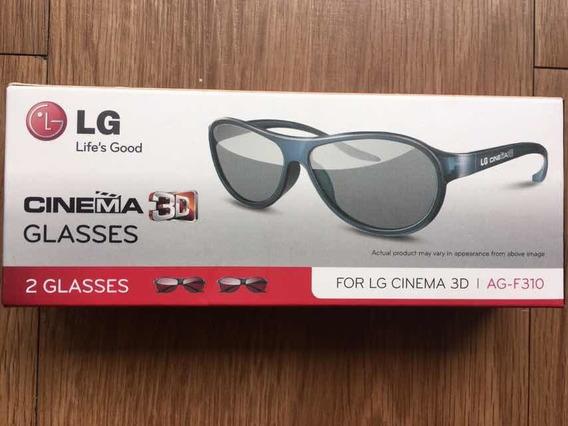 Óculos (lg) 3d Original Ag-f310