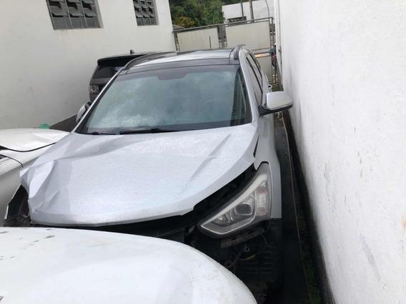 Hyundai Grand Santa Fé 3.3 7l 4wd Aut. 5p 2014 Leilão