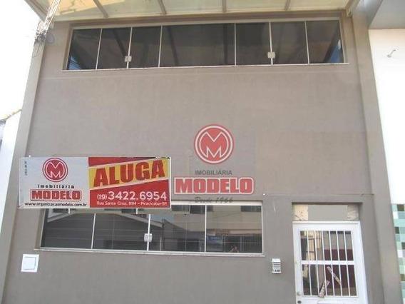 Casa Comercial Para Locação, Alto, Piracicaba. - Ca1982