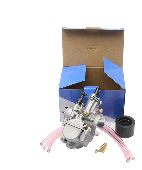 Carburador Guilhotina Zsdtrp Tipo Koso 21 24 26 28 30 32 34