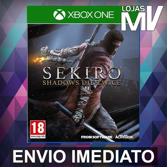 Sekiro: Shadows Die Twice - Código De 25 Digitos Xbox One