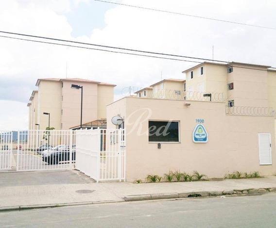 Apartamento No Cond. Meu Lar Suzano - Pq. Santa Rosa - Suzano - Ap1003