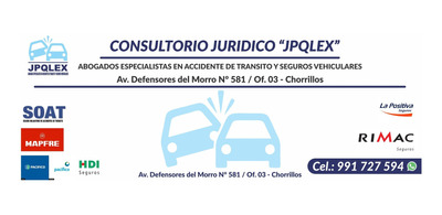 Abogados Especialista En Seguro Vehicular Y Accidente Tran..