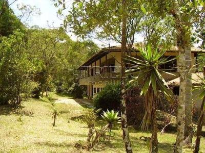 Venda - Sitio - 04 Dormitorios - Biritiba Ussu - Mogi Das Cruzes-sp - V-1214