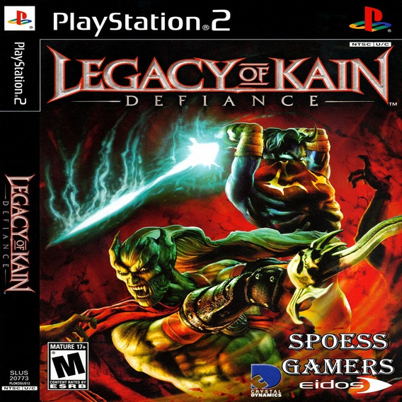 Legacy Of Kain Defiance Ps2 Patch