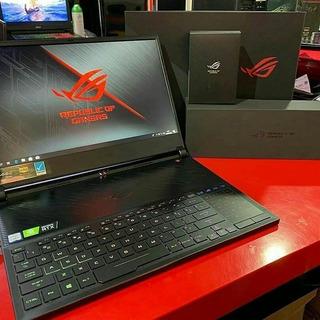 Asus Rog Zephyrus Gx701gx-i7821t 17.3 Fhd Intel I7-9750h