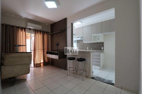 Imagem 1 de 14 de Apartamento À Venda No Residencial Ana Célia Com 2 Quartos - V7999