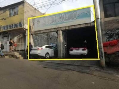 Terreno En Renta En Iztapalapa, Terreno En Renta 120m2 De Superficie Bardeado.