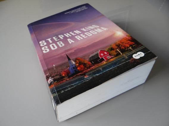 Livro Sob A Redoma - Stephen King