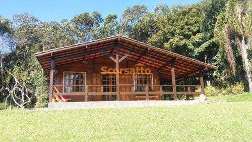 Chácara Com 3 Dorms, Pinus Park, Cotia - R$ 450 Mil, Cod: 2967 - V2967