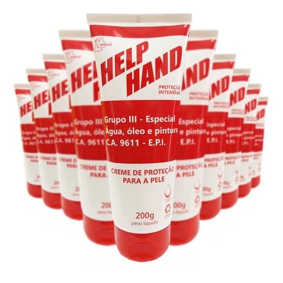 15 Creme De Proteção As Mãos Help Hand Grupo 3 200g