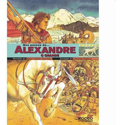 Imagem 1 de 1 de Nos Passos... De Alexandre, O Grande