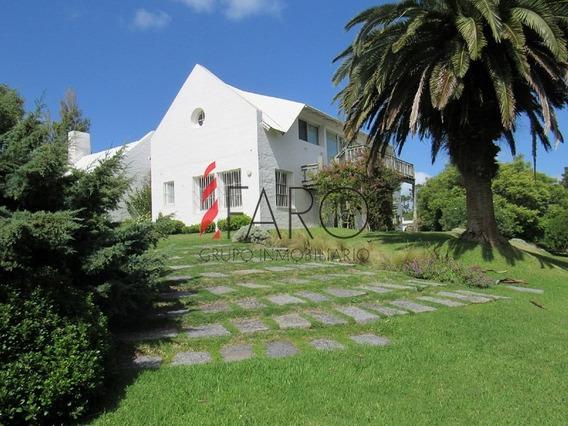 Casa En Golf 7 Dormitorios Con Piscina, Cancha De Tenis Y Barbacoa-ref:36021