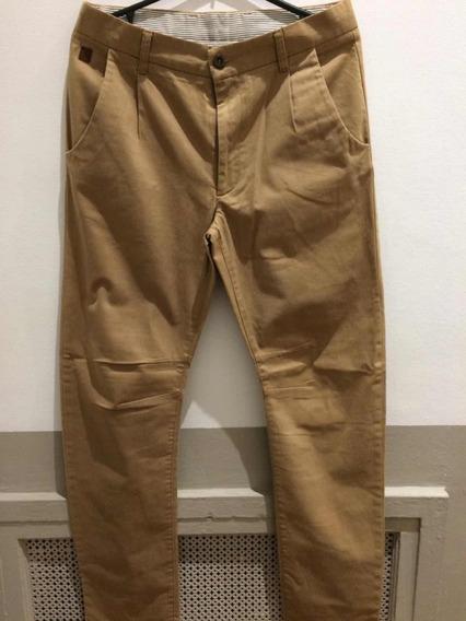 Pantalón De Vestir Zara Hombre