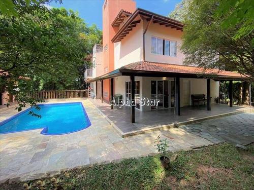 Imagem 1 de 30 de Casa Contemporânea, Confortável,  Excelente Acabamento, Venda- Chácara Vale Do Rio Cotia - Carapicuíba/sp - Ca3536