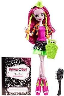 Monster High Monster Exchange Program Marisol Coxi Doll!
