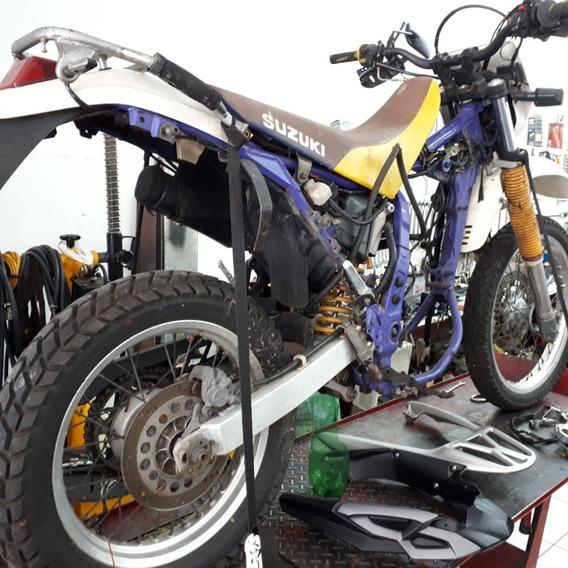 Suzuki Dr 650 Linda! Motor Refeito Com Garantia Do Mecanico!
