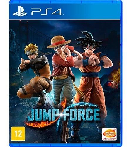 Jump Force Ps4 Original Digital Psn