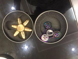 Exclusivos Spinners! + 1 Batman Spinner De Regalo