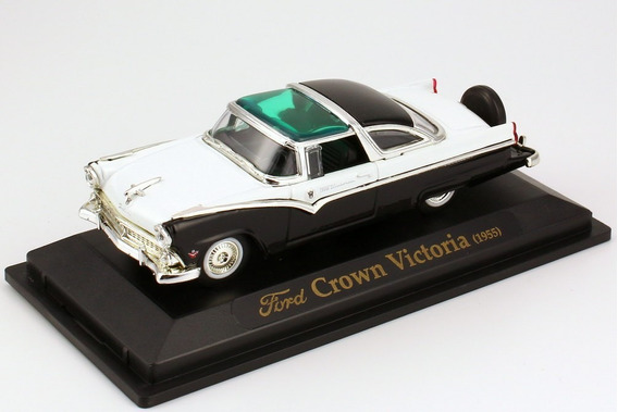 Ford Crown Victória Raro Escala 1/43