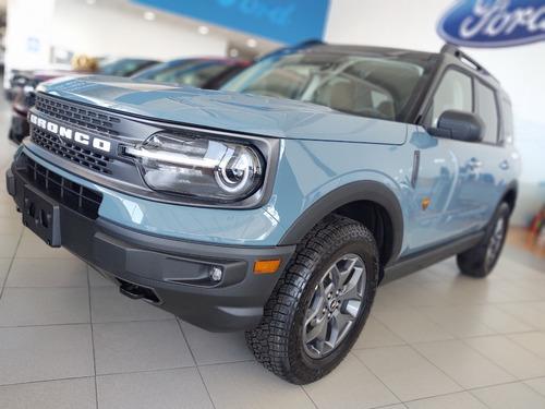 Imagen 1 de 13 de Ford Bronco Badlands 4x4 2021