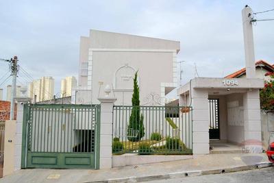 Casa De Condomínio 88m² 3 Dorm 1 Suíte 1 Vaga Vila Prudente - Ca0015