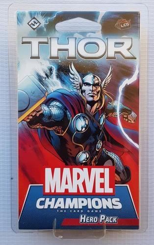 Marvel Champions Card Game Thor Hero Pack Nuevo !!!