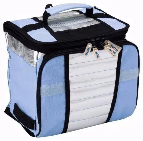 Ice Cooler 7,5l (bolsa Térmica) Azul 003628 Mor