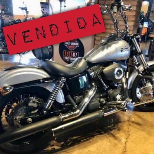 Imagem 1 de 8 de Harley Davidson Street Bob Fxdb Dyna