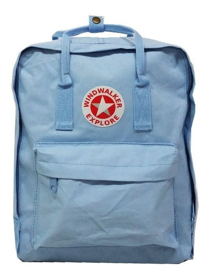 Mochila Windwalker Casual Skyblue Original