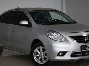 Nissan Versa Sl 1.6 16v Flex, Jkk8355