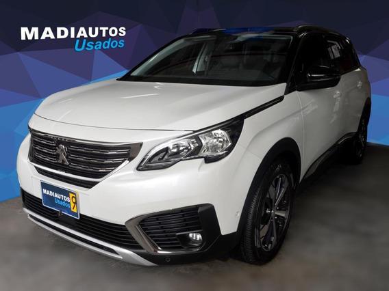 Peugeot 5008 Allure 1.6 Gasolinal Aut. 4x2 2020