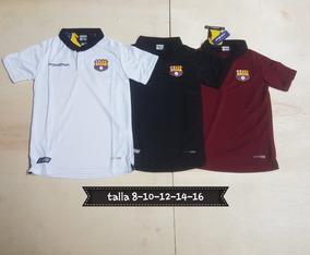 Camiseta Tipo Polo De Barcelona S.c Venta Por Mayor Y Menor