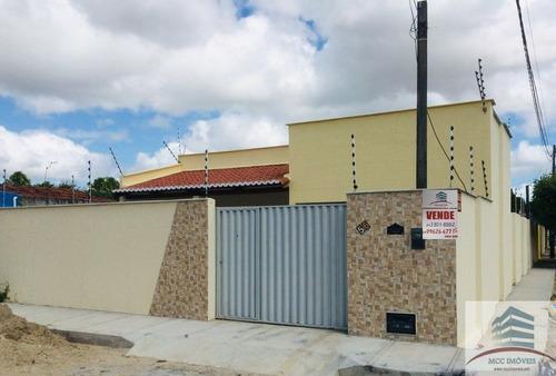 Casa De Esquina A Venda Em Cajupiranga