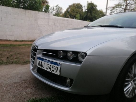 Alfa Romeo 159 2.2 Jts Selespeed 6ta Distinctive 2012