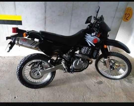 Suzuki Dr. 650