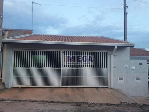 Casa Com 2 Dormitórios À Venda, 60 M² Por R$ 250.000 - Loteamento Residencial Porto Seguro - Campinas/sp - Ca0995