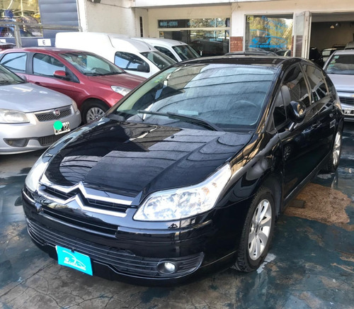 Citroen C4 Exclusive A/t Con Cuero 2011