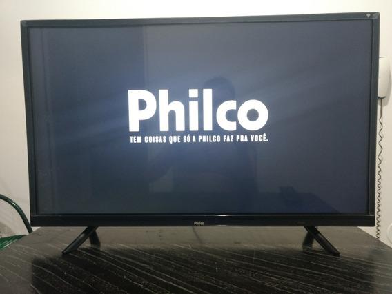 Smartv Philco 32 Pol Com Android. Somente Retirada Em Mãos!